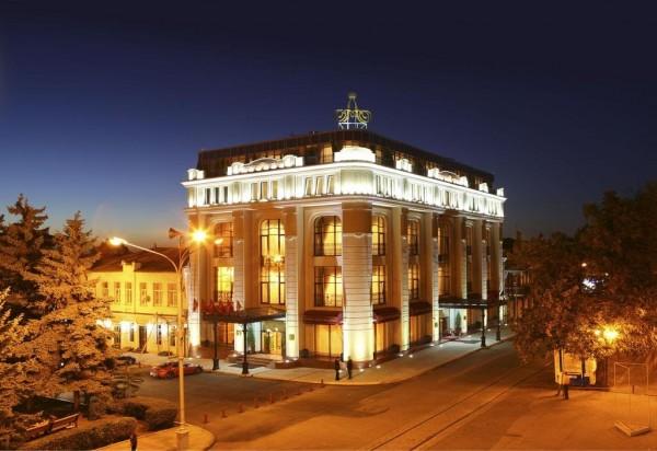 Гранд отель Александровский 4*